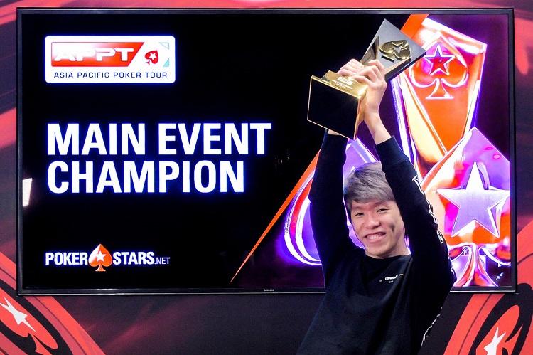 Wilson Lim wins record-breaking APPT Manila Main Event