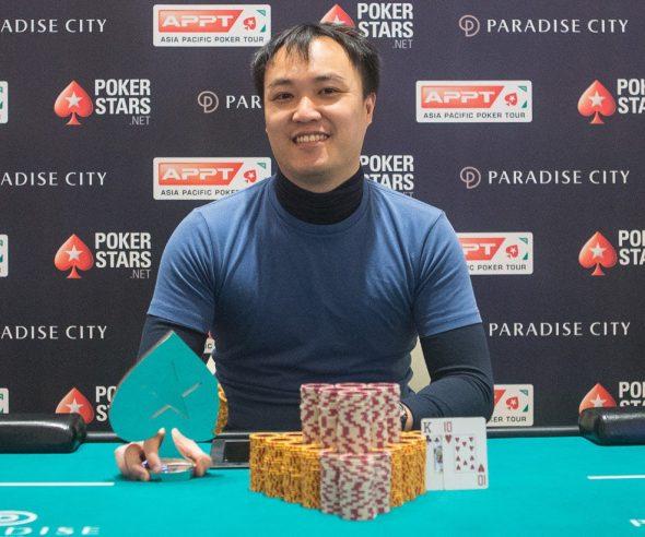 Wongwichit wins APPT Korea Short Deck; Doddanavar comes 3rd