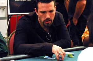Five Hollywood SuperStars in Poker World