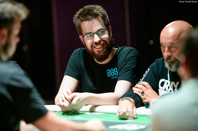 Dominik Nitsche wins career first PokerStars SCOOP title!