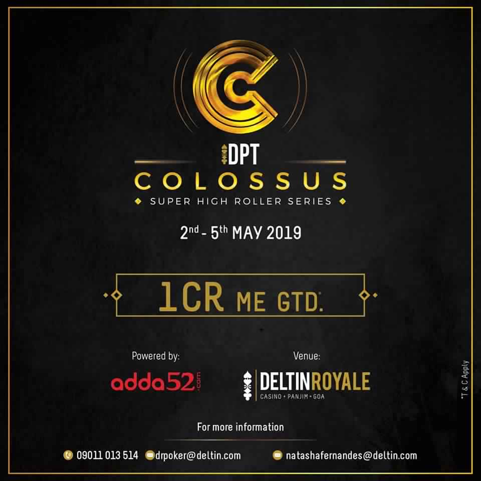 May 2019 DPT Colossus SHR series announced