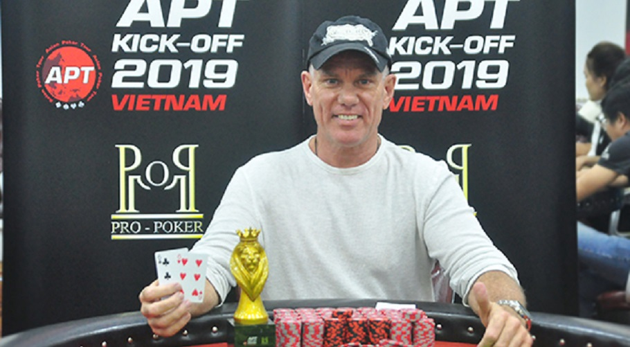 2020 APT Online: Michael Falcon wins APT Championships Event!