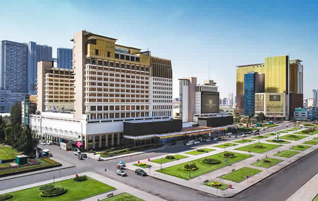 NagaCorp plans for a $4B casino project in Cambodia