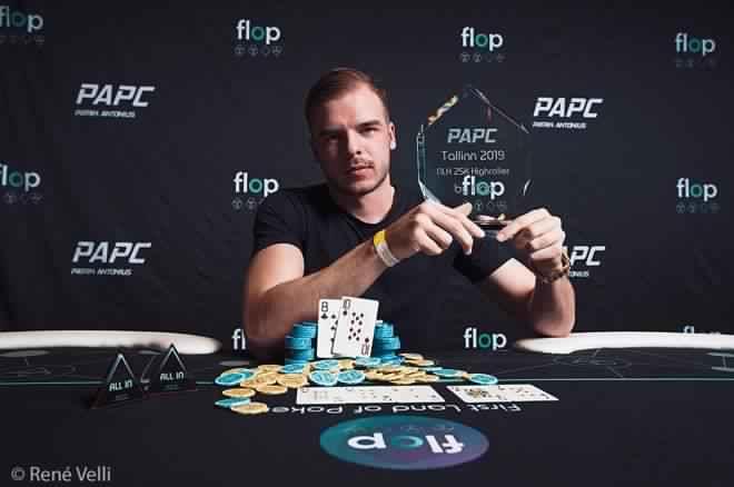 Pauli Ayras wins €25k High Roller at Patrik Antonius' series