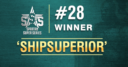 'shipsuperior' ships Event 28, wins first SSS title