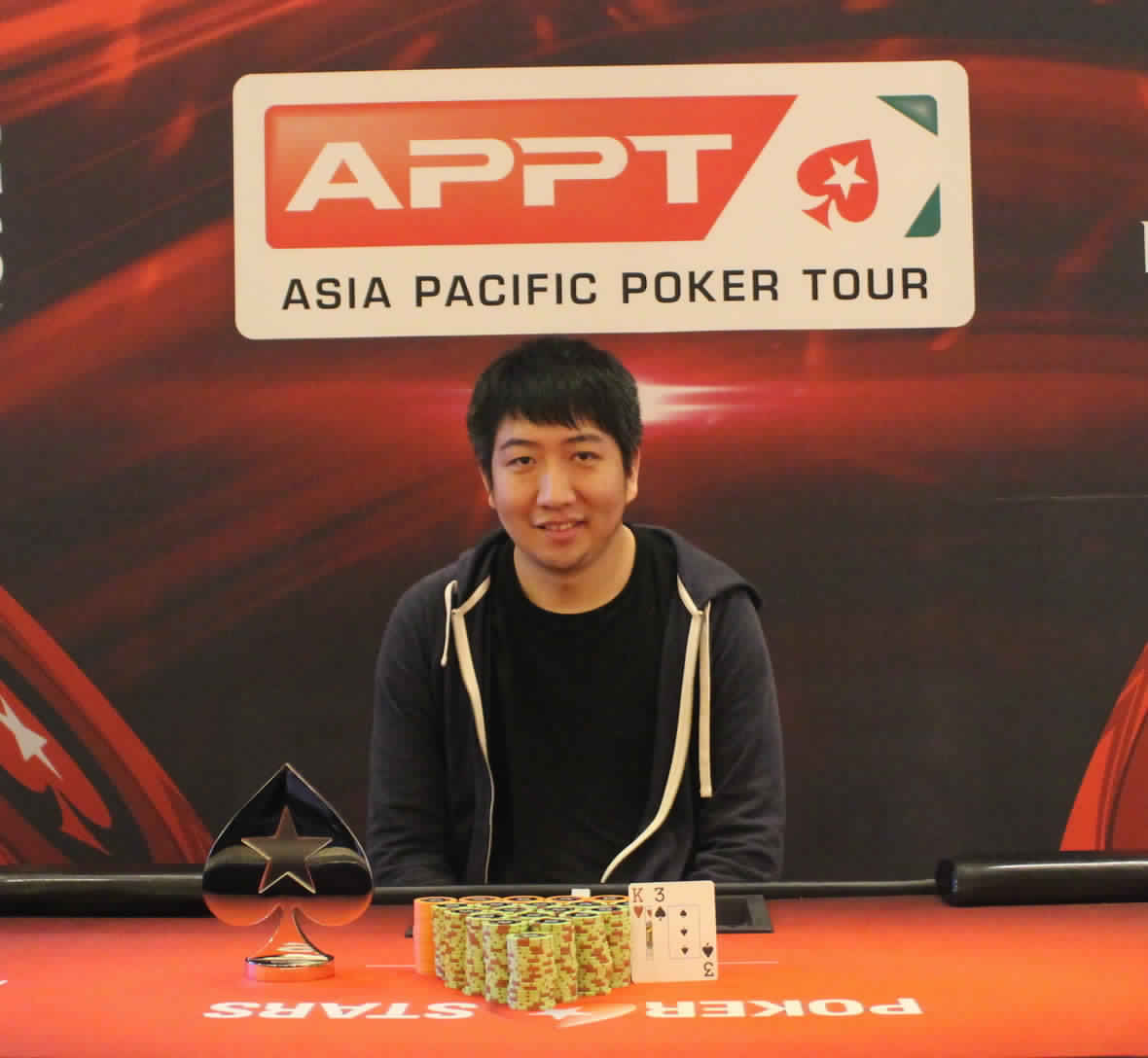 Xing Biao Zhu triumphs in 2019 APPT Kickoff Event