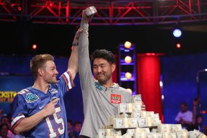 Top Three Most Momentous Events in the World Series of Poker