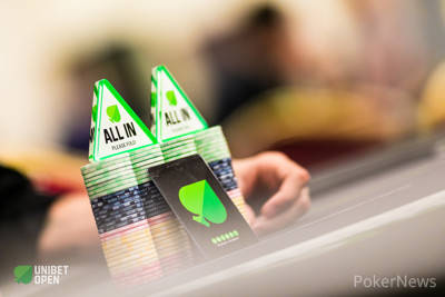 150 players make it to Unibet Open Bucharest Day 2