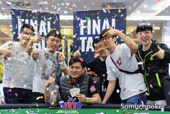 4 Indians finish ITM in WPT Vietnam High Roller