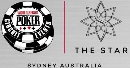 4.5 Million GTD WSOP Circuit to be held in Sydney
