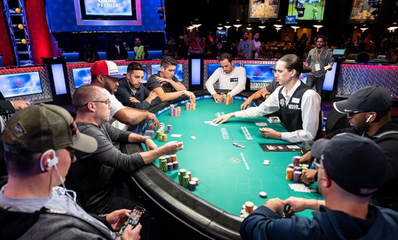 How To Approach Your First-Ever Live Poker Tournament