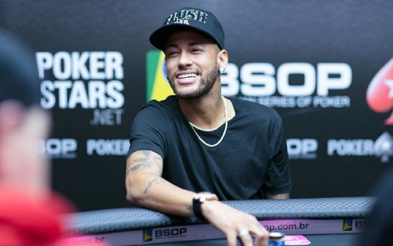 Football star Neymar Jr makes deep run in SCOOP Event 118