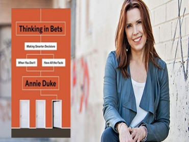 A review of Annie Duke's latest book1