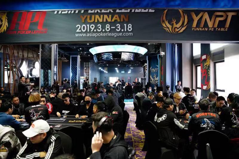 APL Kunming Main Event crosses 1,000 entries