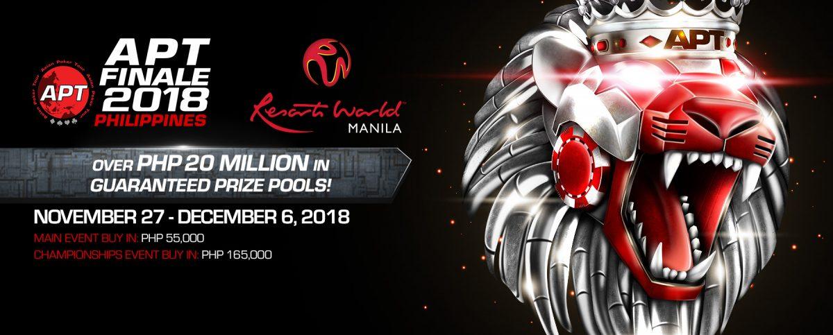 APT Finale 2018 Manila commences today