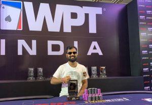 Abhishek Jalan rides chip lead; wins WPT 35k Superstack