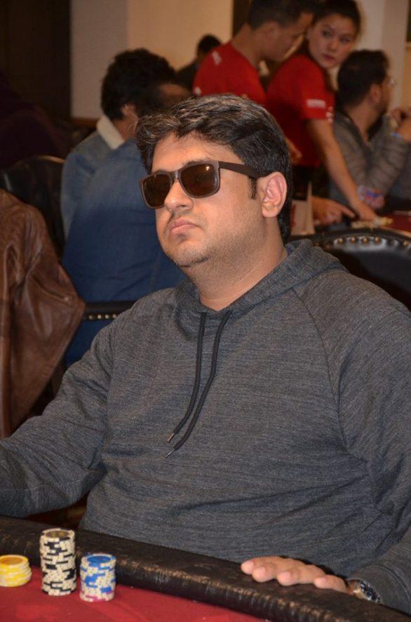 Abhishek Sharma leads Final 9 in DPTXpress Main Event
