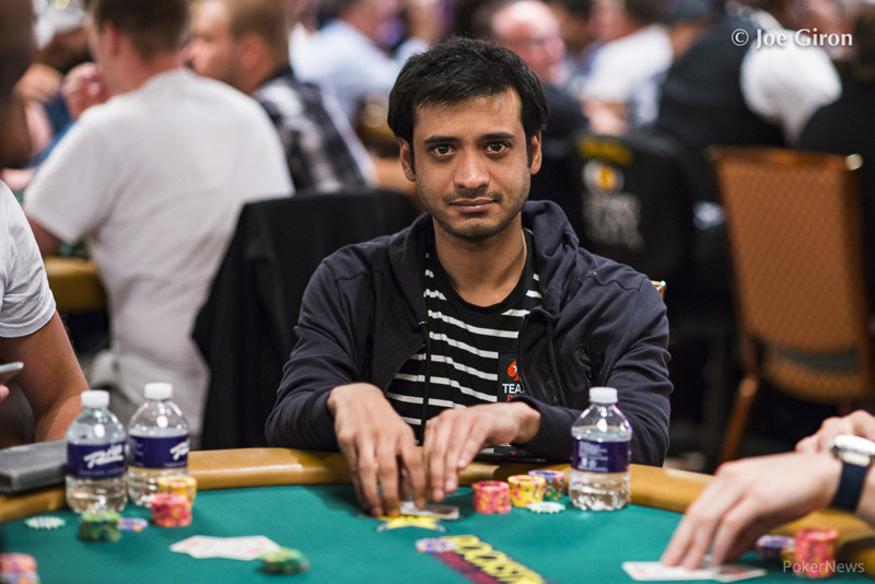 Aditya Agarwal finishes 27th in Monster Stack Event