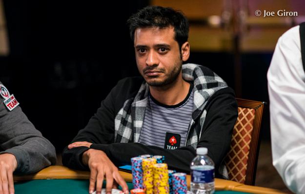 Aditya Agarwal finishes 45th in $1,500 NLHE Event