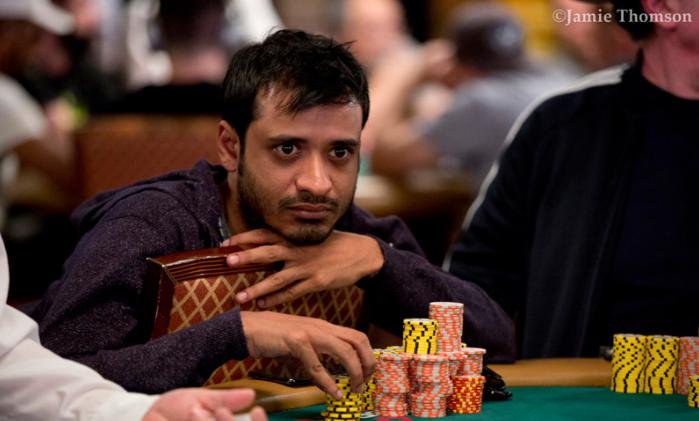Aditya Agarwal headlines WSOP Monster Stack Event