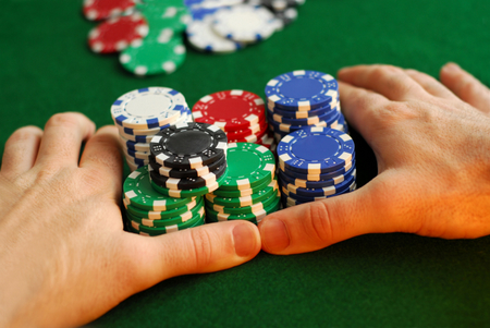 All-in Poker Tactics