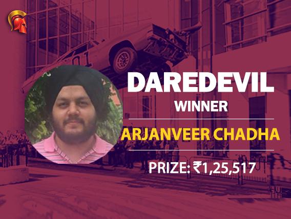 Arjanveer Chadha ships back-to-back Spartan DareDevil