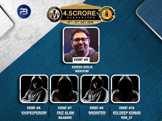 Ashish Ahuja wins PPL Endeavour; Mehta still tops Leaderboard