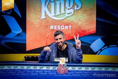 Asi Moshe Wins 2nd WSOP Bracelet in Europe