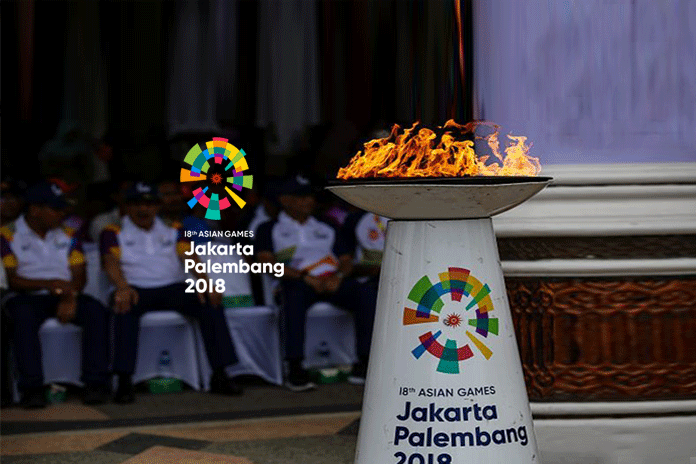 Asian Games 2018 to begin today