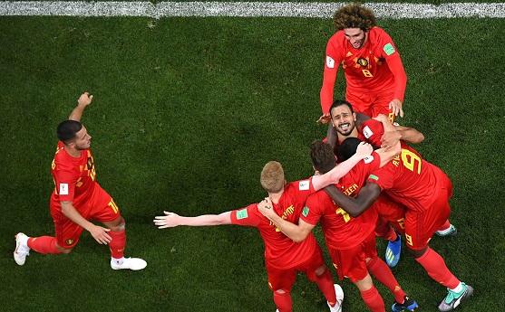 Belgium complete stunning comeback against Japan