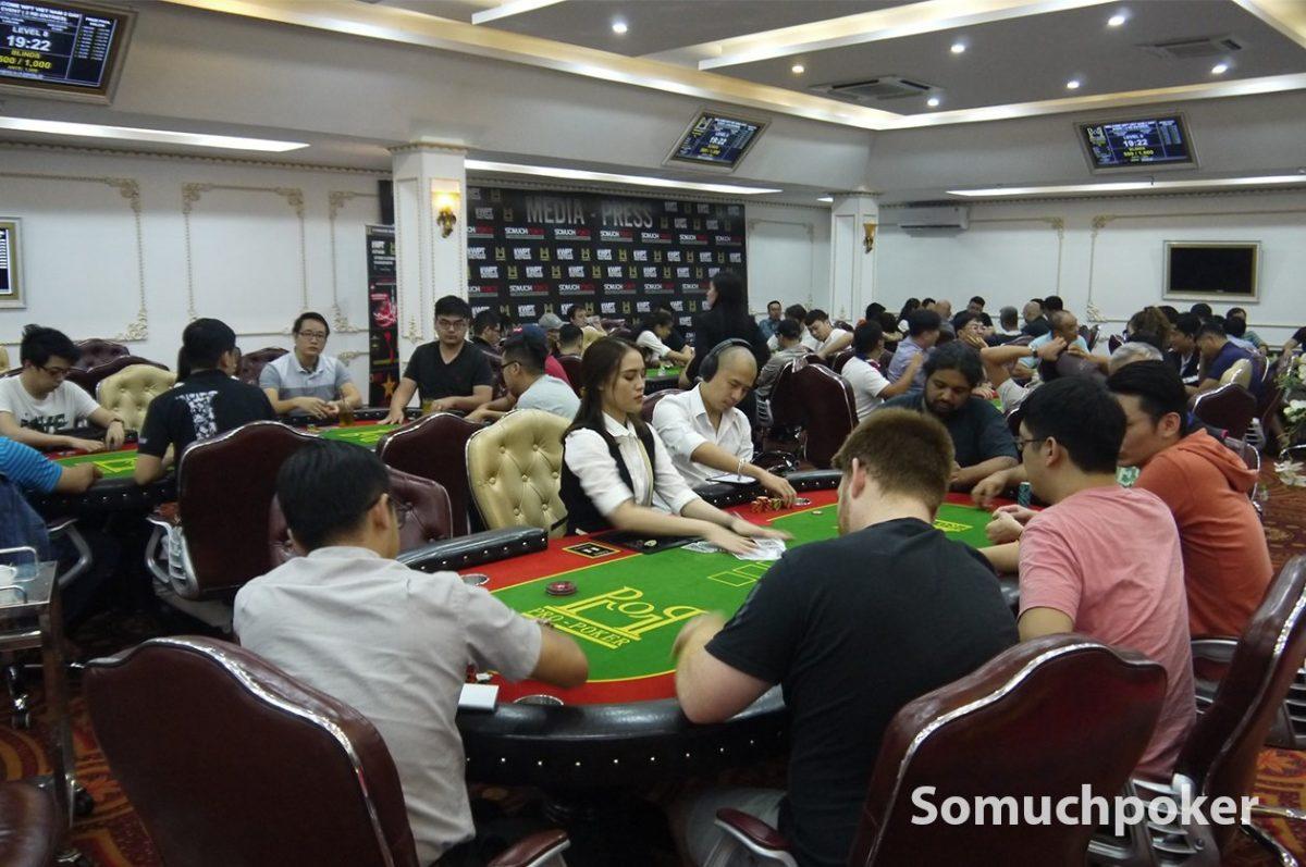 Birewar, Dwarkanath among top stacks in WPT Vietnam Kickoff