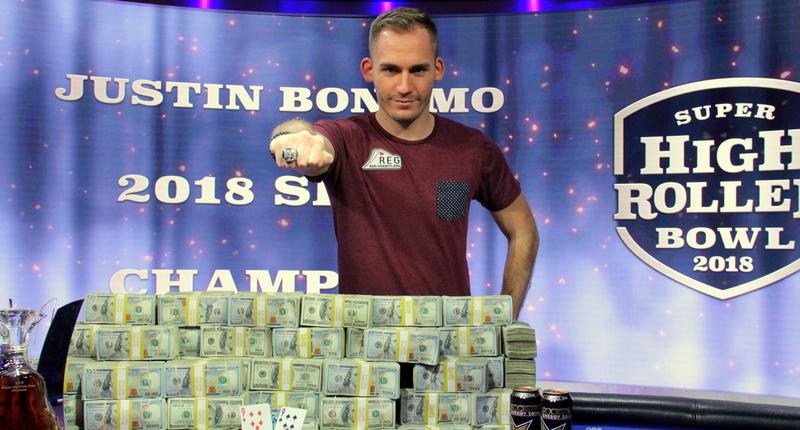 Justin Bonomo triumphs SHRB Online event for $1.75 million!