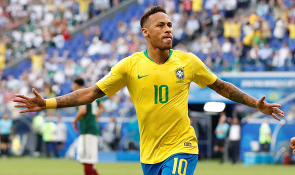 Brazil through to 7th consecutive quarter final