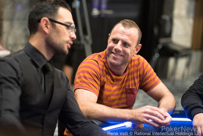 Chris Dowling leads final 17 in EPT Barcelona PLO