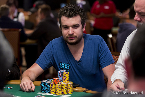 Chris Moorm From nothing to a saint in online poker