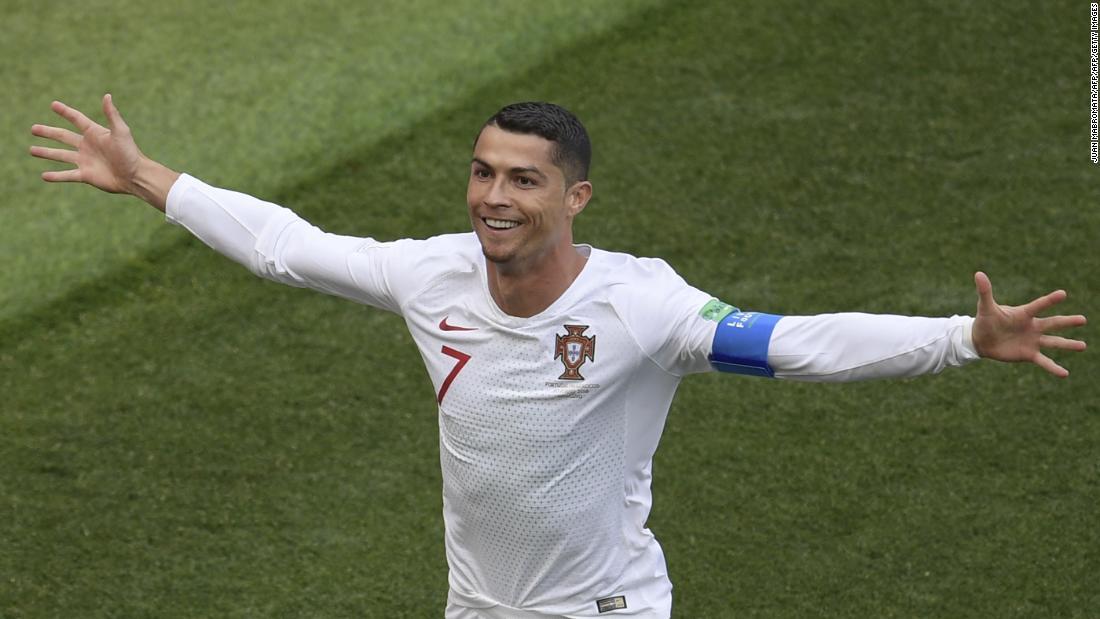 Cristiano Ronaldo stars again as Portugal win