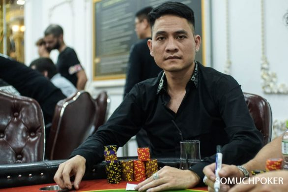 Dang Van Hien leads Day 1C of APL Vietnam Main Event