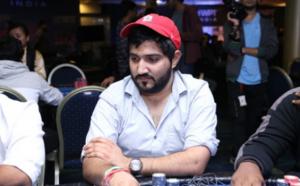 Deepak Singh leads WPT India Main Event Final Table