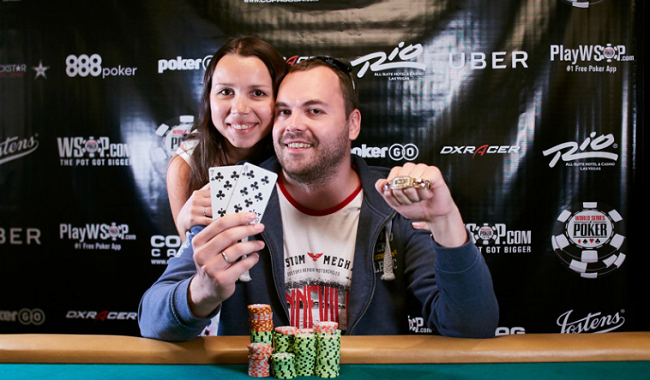 Denis Timofeev Wins $1,000 Double Stack Event
