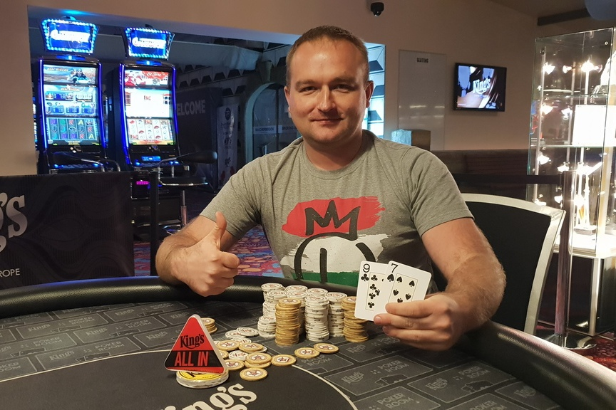 Denish Desai finishes 2nd in TIPS Poker Classic 2
