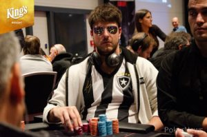 Dhawal Lachhwani among final 14 in WSOPE Monster Stack