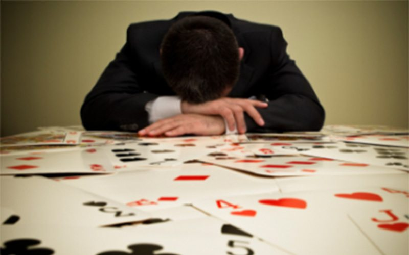 Discovering Excuses for Losing at Poker