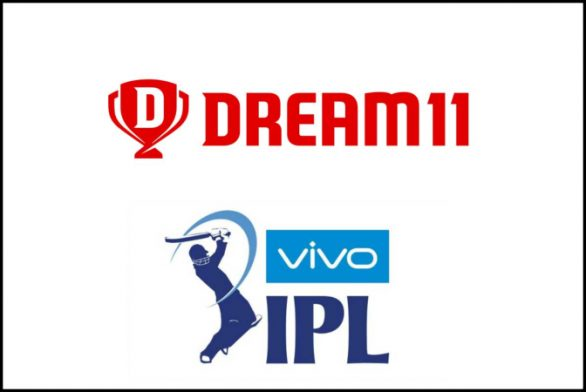 Dream11 official fantasy partner of IPL for 4 years