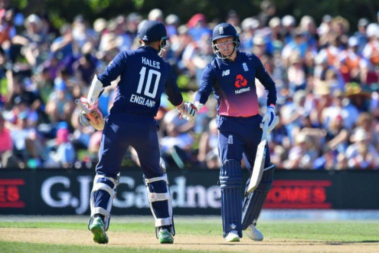 England go ballistic - record highest ODI total ever