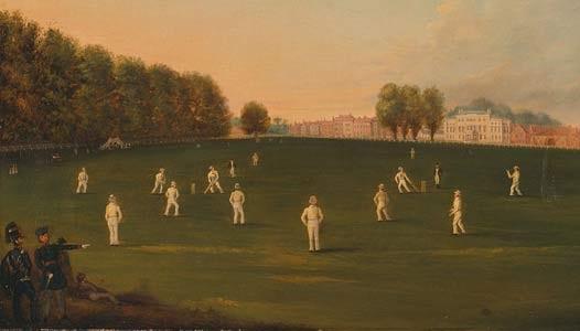 Evolution of Cricket