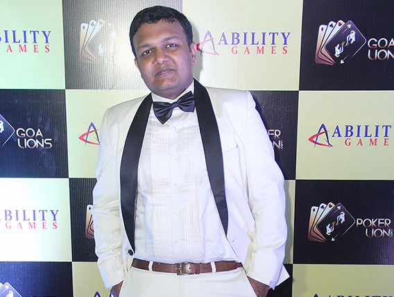 Exclusive Interview with Poker Lion's Navneet Makharia