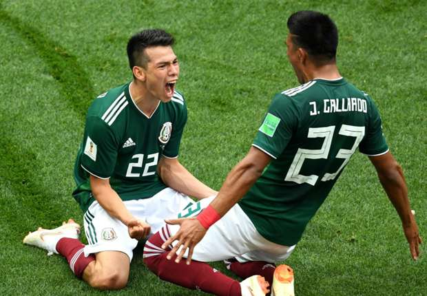 FIFA WC Mexico shock defending champions