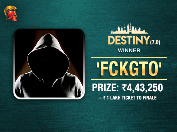 'FckGTO' becomes third Destiny 7.0 finalist on Spartan