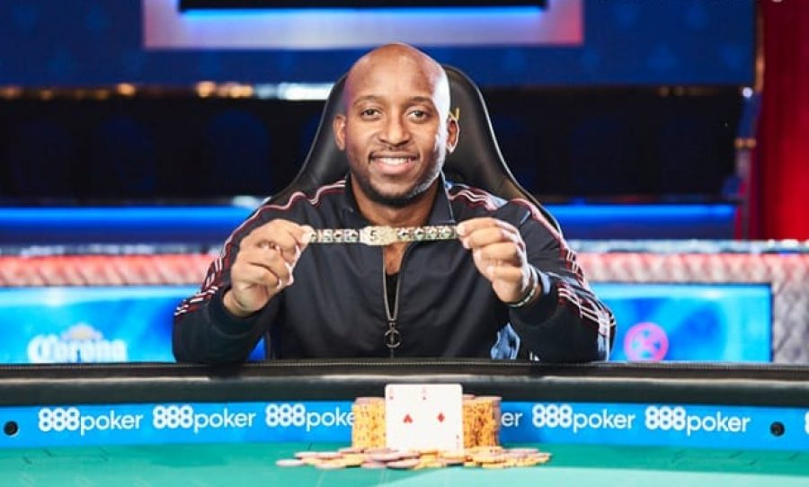 Femi Fashakin: Poker Player Wins Largest-Ever WSOP Tournament!