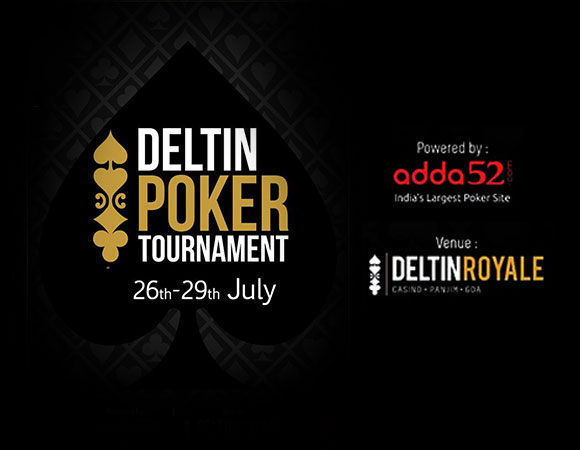 Final Deltin Poker Tournament of 2018
